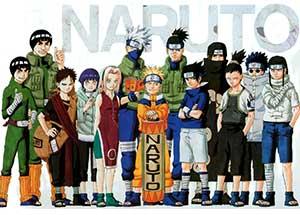 Anime - Naruto
